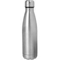 8223 Stainless steel double walled water bottle (500ml)_032 (silver)