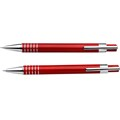 Ballpen and pencil 3298_008 (Red)