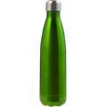 Double walled steel bottle (500ml) 8223_004 (Green)