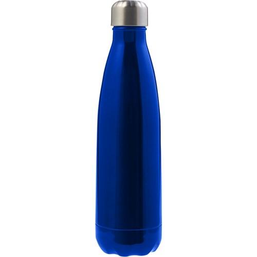 Double walled steel bottle (500ml) 8223_005 (Blue)