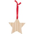 9051 Wooden star_011 (brown)