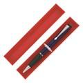 Plastic single pen box X159626_008 (Red)