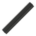 Plastic single pen box X159626_001 (Black)