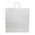 300310 Budget paper bag, Flat handles - 450 x 160 x 480 mm_02- ()