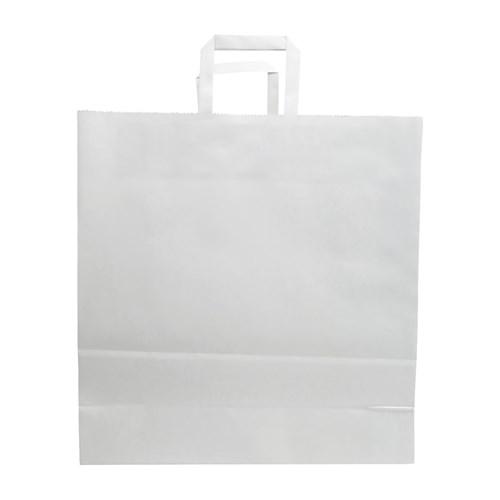 Budget paper bag, Flat handles - 450 x 160 x 480 mm 300310_02-