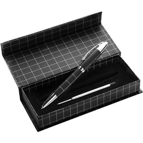 Metal ballpen 2055_050 (Black/silver)