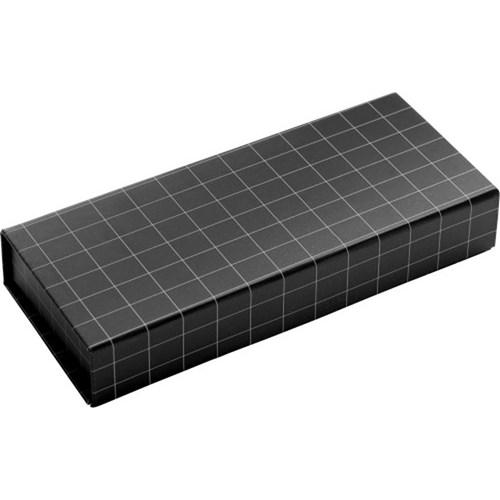 Metal ballpen and rollerball 2057_050 (Black/silver)