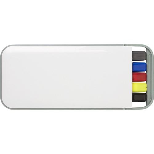 Pen case. 5pc 2425_002 (White)