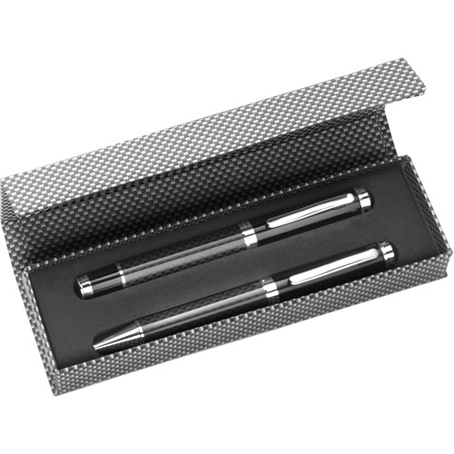 Classic ballpen and rollerball 3337_001 (Black)