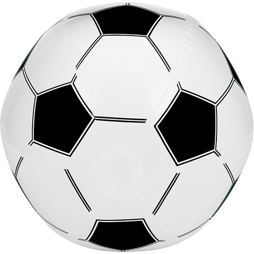 Inflatable football 9655_002 (white)
